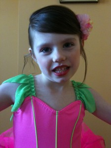 Elise's Dance Recital